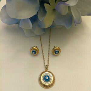 Jewelry - Stainless steel jewelry set